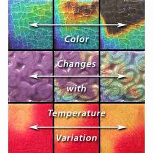 heat sensitive tiles cool ideas for