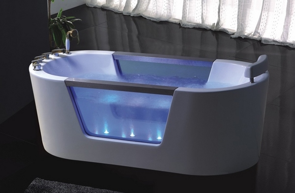 Freestanding Whirlpool Tub The Power Of Hydro Massage As