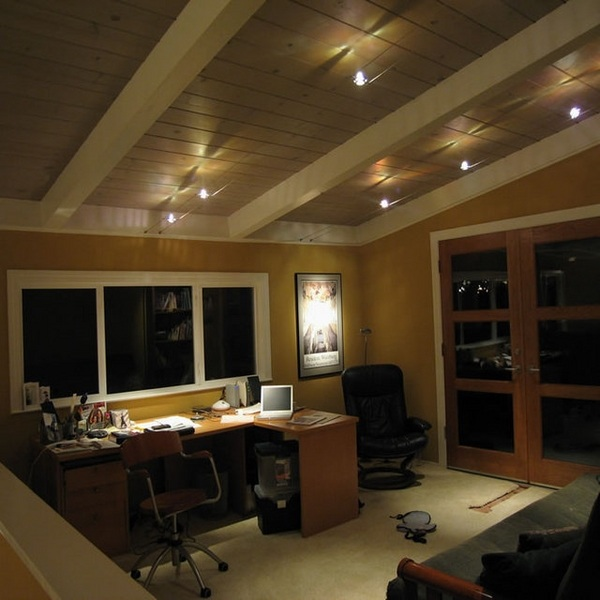 functional home office lighting ideas