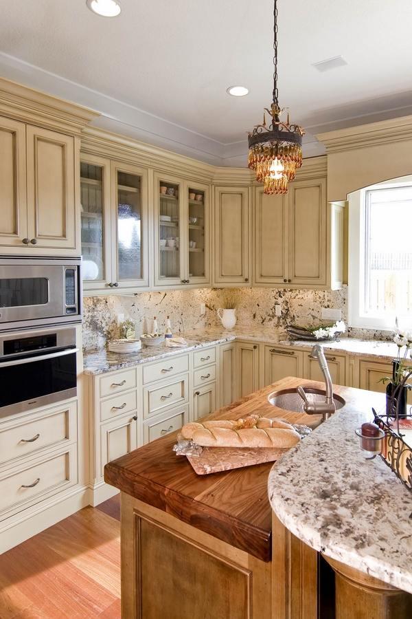 Installing a granite backsplash - a good or a bad idea? on Kitchen Backsplash Backsplash Ideas For Granite Countertops  id=56919