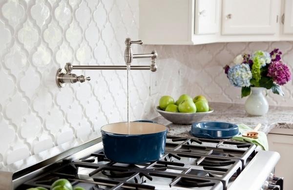moroccan tile backsplash add the
