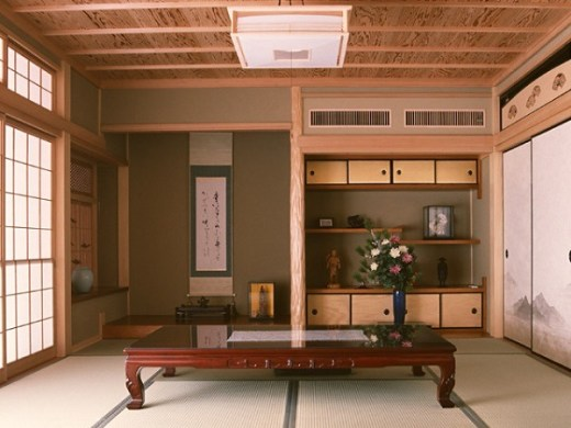 Japanese style house interior     how to create a balanced Zen ambience Japanese style house interior     how to create a balanced Zen ambience   Interior  Design