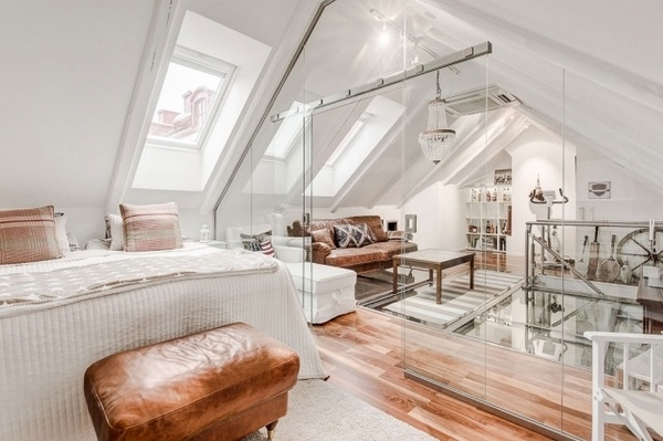 How To Use An Attic Room Design Ideas For The Optimum Use Of Space