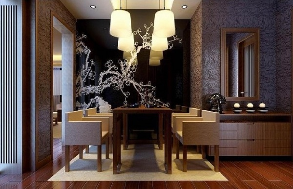 Dining Room Wallpaper Ideas