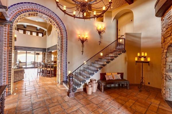 saltillo floor tile designs