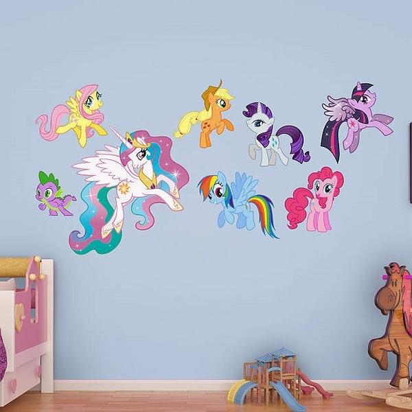 kids bedroom sticker wall murals Cute childrens wall decals – kids' bedroom wall decoration