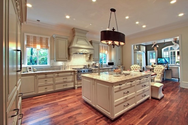 Delicatus granite countertops - a noticeable kitchen ... on Countertop Decor  id=97594