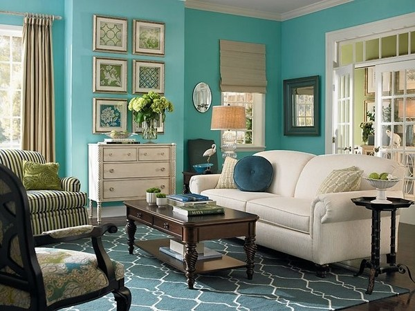 Let us inspire you with these colourful bedroom ideas. Teal living room design ideas – trendy interiors in a bold