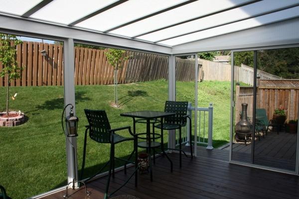 Screen enclosures - enjoy a comfortable outdoor environment on Backyard Patio Enclosure Ideas  id=77586