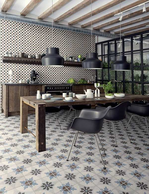 cement tile flooring gorgeous floor