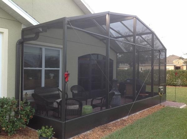 Screen enclosures - enjoy a comfortable outdoor environment on Outdoor Patio Enclosure Ideas  id=23952