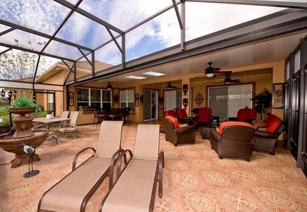 Screen enclosures - enjoy a comfortable outdoor environment on Backyard Patio Enclosure Ideas  id=18224