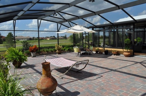 Screen enclosures - enjoy a comfortable outdoor environment on Patio Enclosure Ideas  id=81498