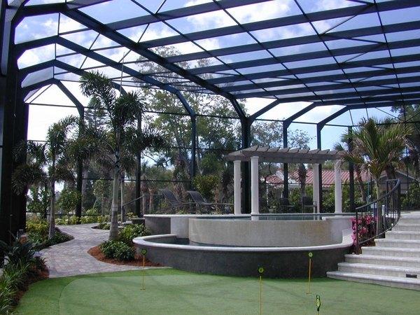 Screen enclosures - enjoy a comfortable outdoor environment on Outdoor Patio Enclosure Ideas  id=94746