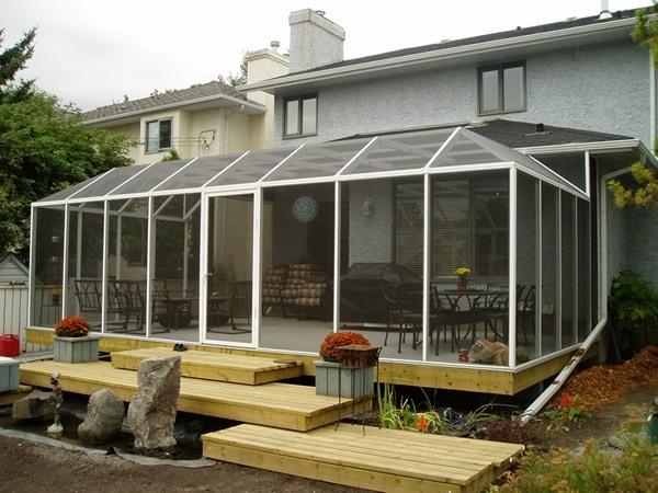 Screen enclosures - enjoy a comfortable outdoor environment on Outdoor Patio Enclosures  id=63317