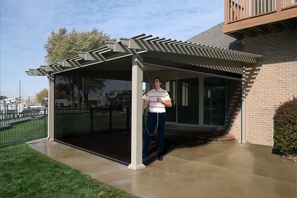 Screen enclosures - enjoy a comfortable outdoor environment on Patio Enclosure Ideas  id=28296