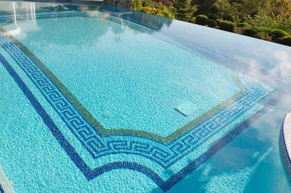 pool tile awesome pool tile design