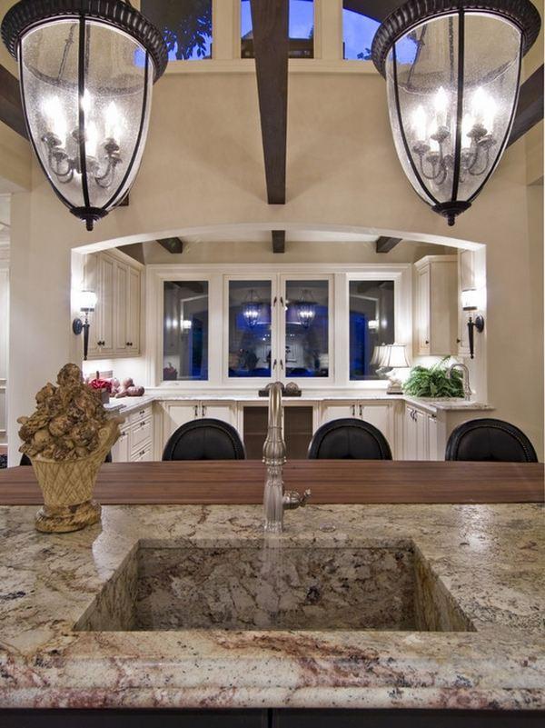 Typhoon Bordeaux granite countertops - best kitchen ... on Typhoon Bordeaux Granite Backsplash Ideas  id=69218