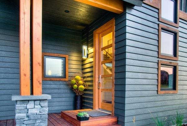 Hardiplank siding - fiber cement siding for a perfect exterior on Modern Siding Ideas  id=86624