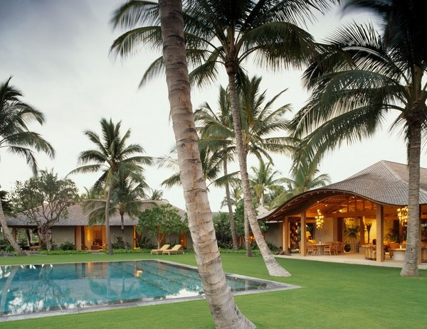 Tropical pools - beautiful and exotic landscape ideas on Tropical Backyard Landscaping  id=35253