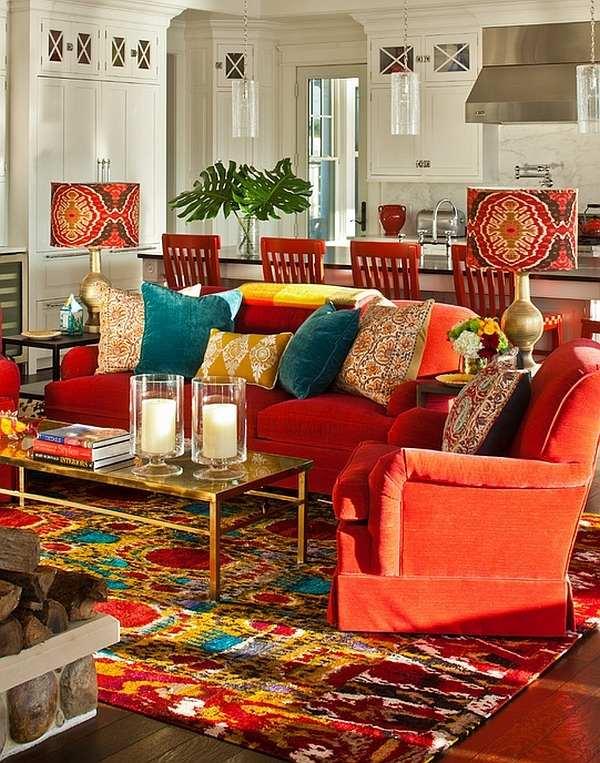 Boho room decor ideas - how to create bohemian chic interiors? on Boho Room Decor  id=17872