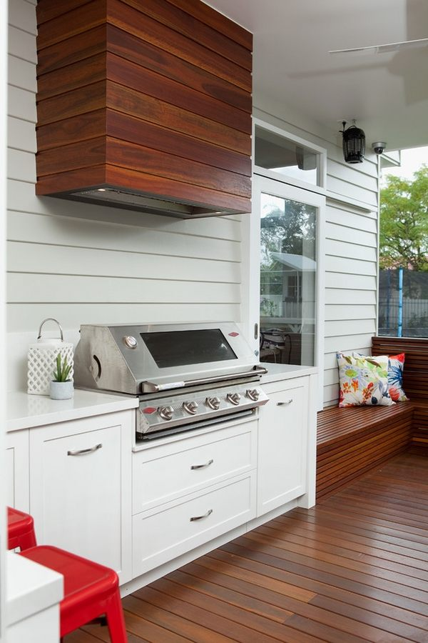 Outdoor kitchen cabinets and furniture ideas for the patio ... on White Patio Ideas id=12004