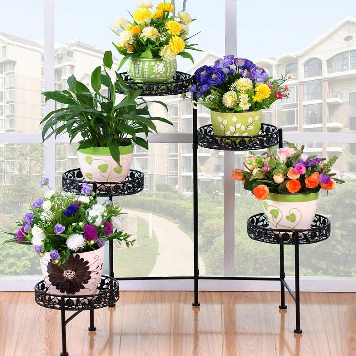 Flower stand ideas to display your plants in a beautiful way on Plant Stand Ideas  id=58978