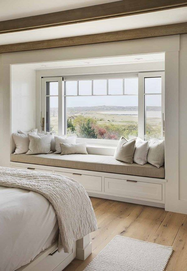 Bay window seat ideas – how to create a cozy space in any room