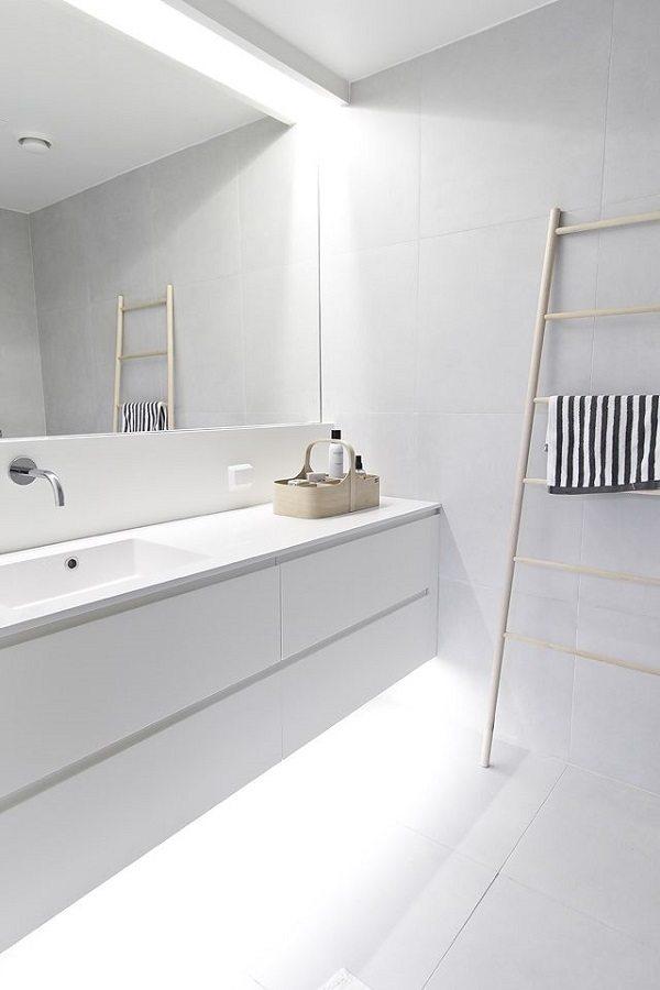 title | Minimalist Bathroom Lighting