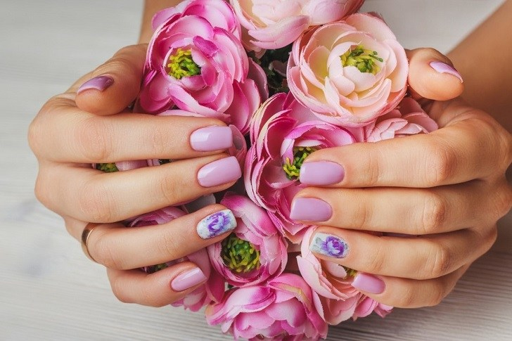 Fl Nail Art Ideas For The Summer Beautiful Designs You