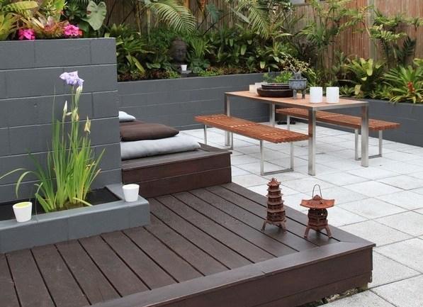 Cheap retaining wall ideas - choosing materials for garden ... on Patio Block Wall Ideas id=46949