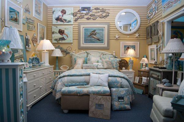 Beach Themed Bedroom Design Ideas That Invite The Sea Into