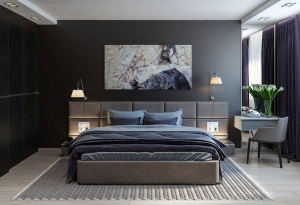 Gray bedroom design ideas - exceptional interiors in ...