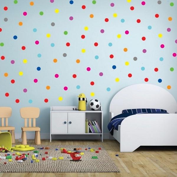 Bright Kids Room Wall Color Ideas Home Decor Ideas