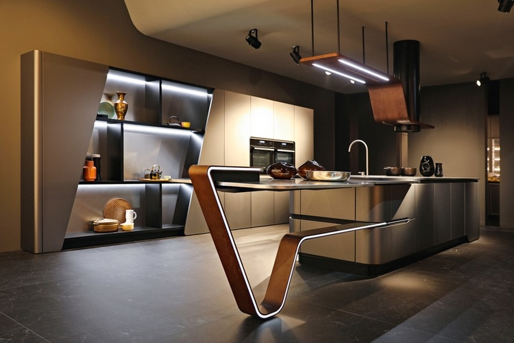 Unusual Kitchen Islands Unique Designs To Express Your Individuality