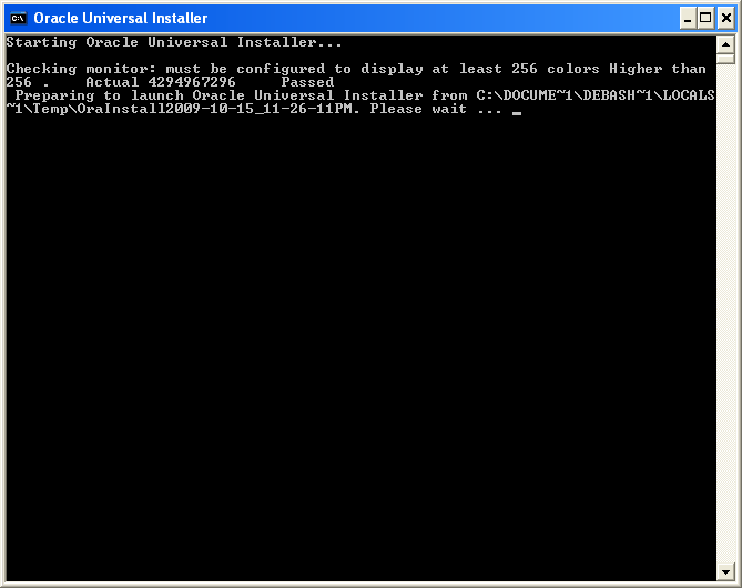 Step by Step Upgrading Oracle 10g to Oracle 11g (1/6)