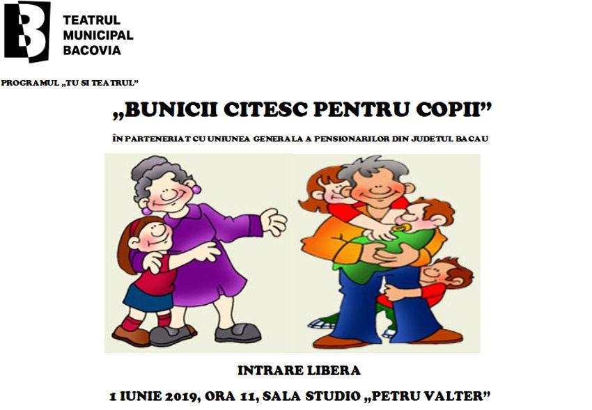 """Ziua Internațională a Copilului sărbătorită la Teatrul Municipal ,,Bacovia"""" (foto)"""