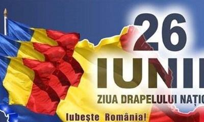 Ziua Drapelului Național va fi sărbătorită la Bacău