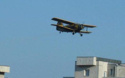 S-a anunțat începerea tratamentului avio împotriva țânțarilor și căpușelor