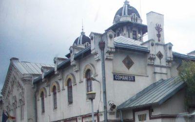 CFR va moderniza gara din Comănești