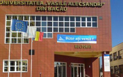 """Universitatea ,,Vasile Alecsandri """" din Bacău, în topul celor mai bune universități din România, potrivit raportului Webometrics"""