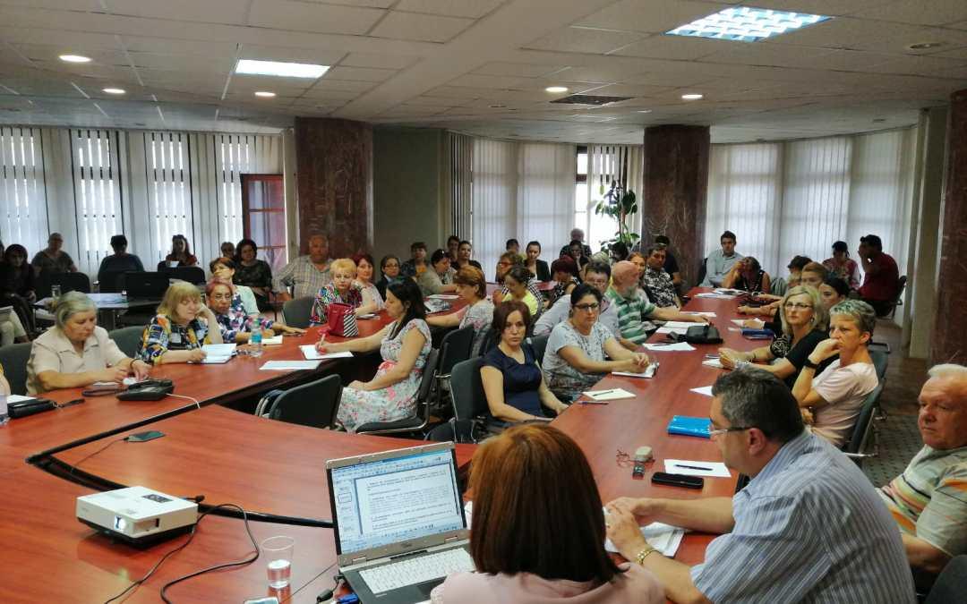 Consultări privind instituirea unor facilități fiscale