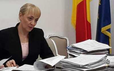 Maricica Coșa a demisionat din funcția de prefect