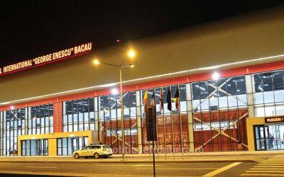 Cât de mult (n-)a crescut traficul de pasageri pe aeroportul din Bacău în ultimii 3 ani