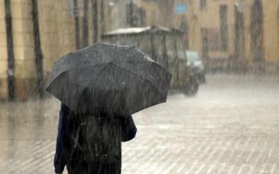 Vreme severă în Bacău