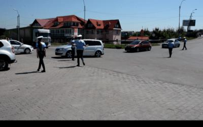 Acțiune rutieră a polițiștilor oneșteni