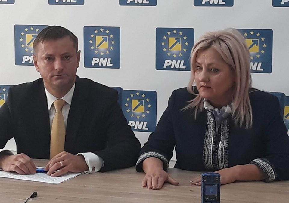 PNL Bacău a susținut o conferință de presă despre siguranța cetățeanului (VIDEO)