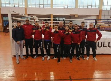 """Rezultate excepționale a echipei S.N.P.A.P. Târgu Ocna la cupa """"Born to fight"""""""