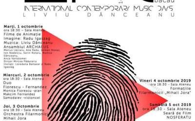 """,,Zilele muzicii contemporane"""" a ajuns la cea de-a 33-a ediție"""