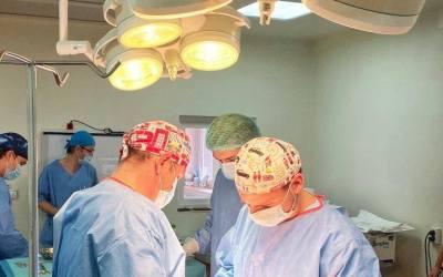 Prima intervenție de prelevare de organe din acest an, efectuată la Spitalul Județean Bacău
